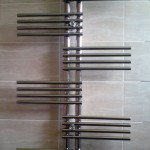 Stainless steel towel rail radiator